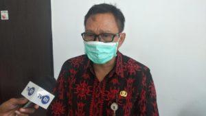 Kepala Dinas Kesehatan Kabupaten SBB, dr Anis Tapang (Ketua Gugas Covid-19)
