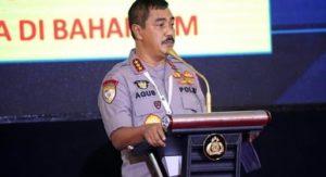 Waka Polri Komjen Pol Dr. Gatot Eddy Pramono, Baharkam Polri TA 2020